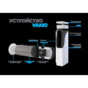 Компактная приточно-вытяжная установка VAKIO BASE