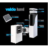 Компактная приточно-вытяжная установка VAKIO LUMI